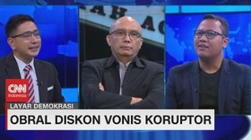 VIDEO: Obral Diskon Vonis Koruptor