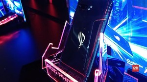 VIDEO: Asus ROG Phone 2, Ponsel Gaming Kelas 'Sultan'
