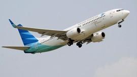 Garuda Belum Setop Penerbangan dari dan ke China