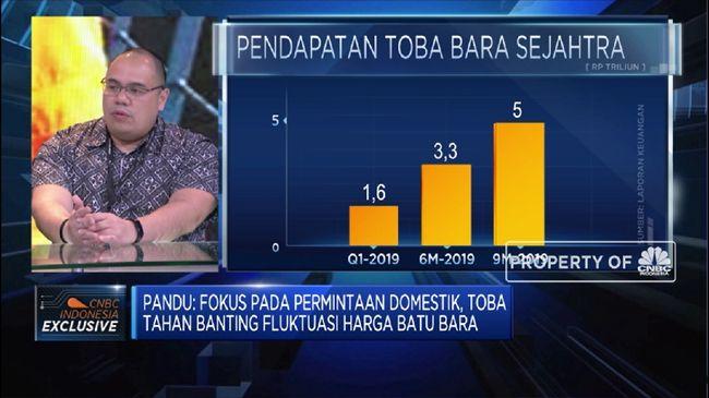 TOBA Investasi di Pembangkit Listrik TOBA capai USD 420 Juta