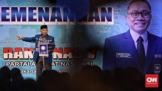 Amien Rais Sindir Dukungan Tanpa Syarat Zulhas untuk Jokowi