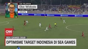 VIDEO: Optimisme Target Indonesia di Sea Games