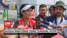 VIDEO: Tenis dan Atletik Sumbang Emas SEA Games 2019