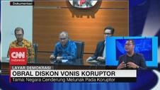 VIDEO: ICW: Negara Cenderung Melunak Terhadap Koruptor