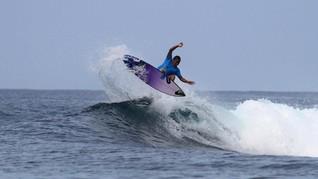 Lupakan Emas, Surfer Filipina Selamatkan Atlet Indonesia