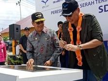 CT Resmikan Sekolah & Masjid untuk Korban Gempa-Tsunami Palu