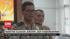 VIDEO: Mantan Ajudan Jokowi Resmi Jadi Kabareskrim