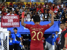 Top Skor SEA Games 2019: Osvaldo Dikepung Duo Vietnam