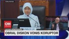 VIDEO: Polemik Pertimbangan Peringanan Hukum Koruptor