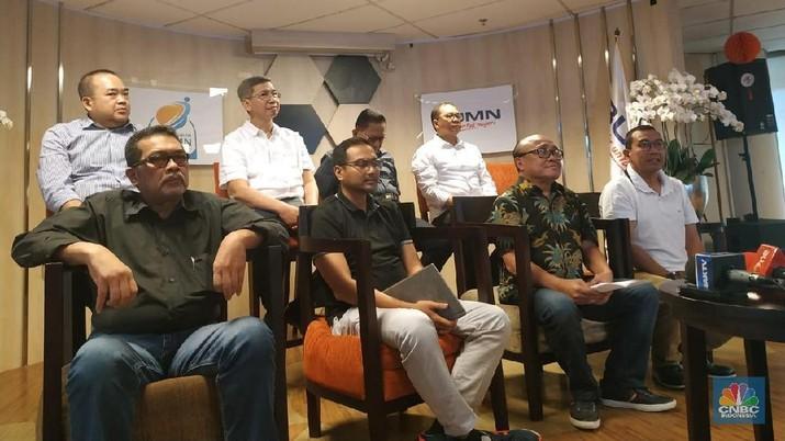 Erick sudah menggelar pertemuan dengan Dewan Komisaris PT Garuda Indonesia (Persero) Tbk kemarin.