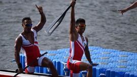 Tambah 3 Emas, Indonesia Hampir Capai Target SEA Games