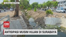 VIDEO: Antisipasi Musim Hujan di Surabaya