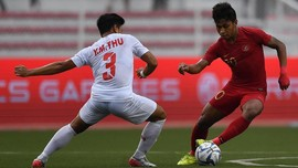 Osvaldo: Indonesia Siap Habis-habisan di Final SEA Games