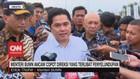 VIDEO: Erick Ancam Copot Direksi yang Terlibat Penyelundupan