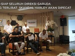 Harley Garuda Buat Malu, Direksi Terlibat Siap-siap Dipecat