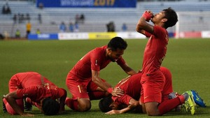 Indonesia Cetak Rekor Gol Sepanjang Sejarah SEA Games
