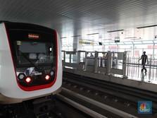 Tak Cuma Andalkan Tiket, Ini Jurus LRT Jakarta Raih Cuan