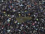 China 'Warning' Pemerintah Hong Kong