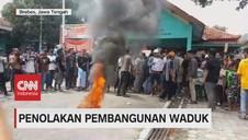 VIDEO: Tolak Pembangunan Waduk, Warga Kepung Bupati Brebes