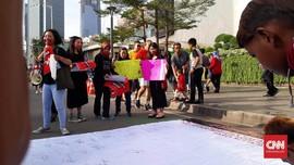 Kisruh Atlet Senam Tak Perawan, Aktivis Aksi Solidaritas