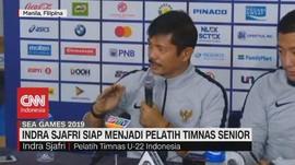 VIDEO: Indra Sjafri Siap Menjadi Pelatih Timnas Senior