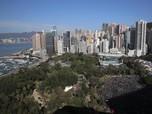 Penampakan Lautan Manusia Peringati 6 Bulan Demo Hong Kong
