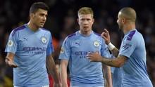 3 Duel Kunci Arsenal vs Man City di Liga Inggris