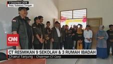 VIDEO: Chairul Tanjung Resmikan 9 Sekolah & 3 Rumah Ibadah