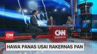 VIDEO: Hawa Panas Usai Rakernas PAN