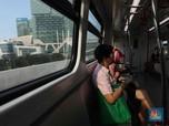 Penumpang Anjlok 40% Beralih ke Ojol, LRT Jakarta Putar Otak