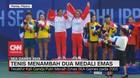 VIDEO: Indonesia Tambah 2 Medali Emas dari Tenis