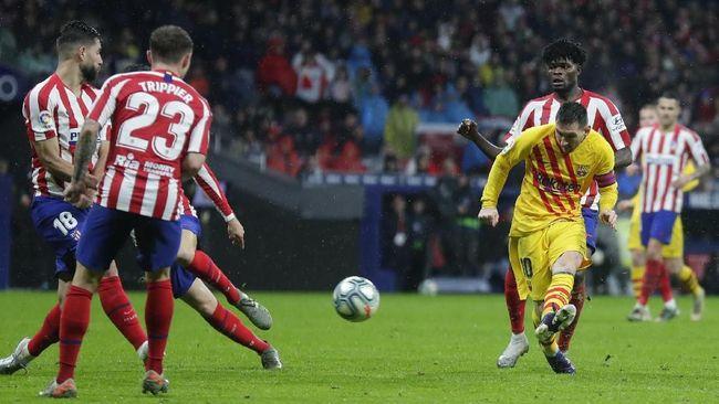 Barcelona dan Madrid Menang, La Liga Terus Memanas