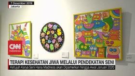 VIDEO: Terapi Kesehatan Jiwa Melalui Pendekatan Seni