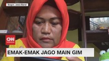 VIDEO: Emak Ocih, Emak-Emak Jago Main Gim Online