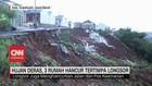 VIDEO: Longsor di Sukabumi, 1 Orang Tewas Tertimbun
