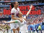 Jebret! Arab Saudi Gelar Liga Sepak Bola Wanita Pertama