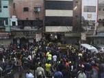 Tragis! Api Melumat Pabrik di New Delhi, 43 Orang Tewas