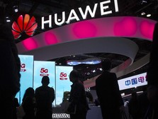 AS-China Damai, Trump Malah Tambah Galak ke Huawei