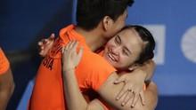 3 Momen Keajaiban di Balik Emas SEA Games Praveen/Melati