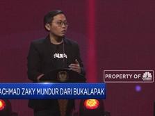 Rachmat Kaimudin Gantikan Achmad Zaky Jadi CEO Baru Bukalapak