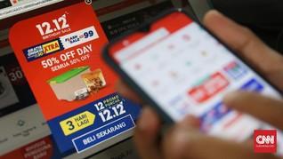Tokopedia-Shopee Paling Nafsu Jadi Ecommerce Nomer Satu di RI