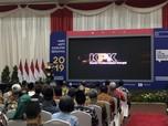 Wapres Sampaikan Pesan Jokowi di Acara KPK: Jangan Korupsi!