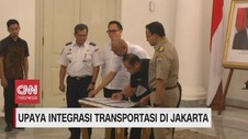 VIDEO: Upaya Integrasi Transportasi di Jakarta