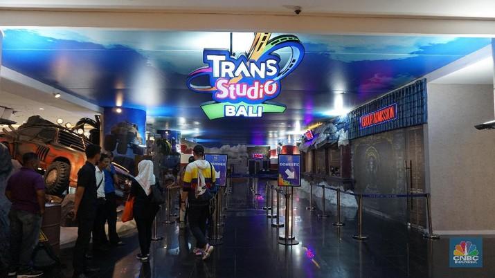 Trans Studio Bali resmi dibuka hari ini, menjadi trans studio terbesar dan instagramable