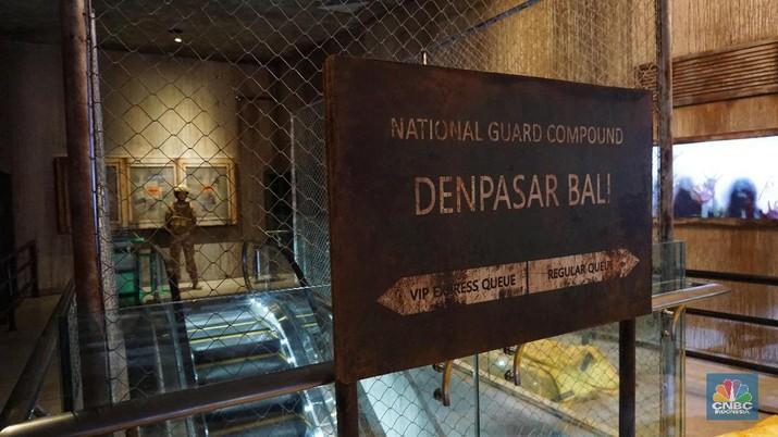 Serunya Wahana Trans Studio Bali, Hati-hati Dikejar Zombie!