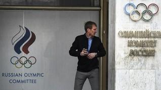 Kronologi Kasus Doping Rusia