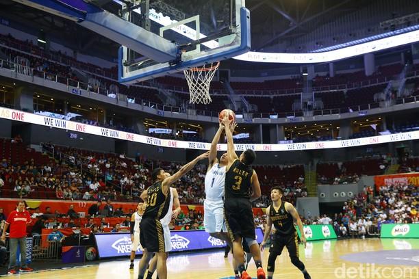 Basket Putra Indonesia Terhenti di Semifinal SEA Games 2019