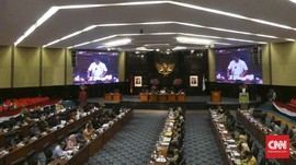 DPRD DKI Sunat Anggota TGUPP Jadi 50 Orang