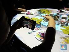 Magic! Ini Serunya Virtual Dining di Trans Studio Bali