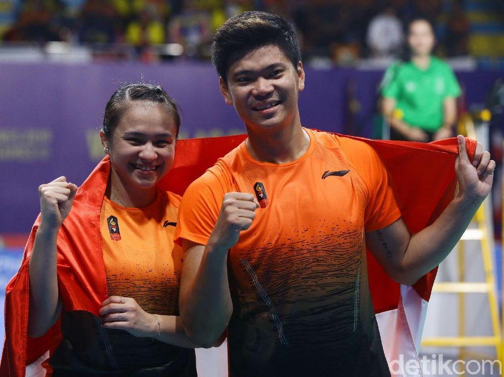 Praveen/Melati Raih Emas di SEA Games 2019